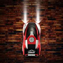 Súper Pared de Escalada de Coches RC Control Remoto Escalador de Techo De Plástico cars toys que impulsa con gravedad cero estilo rtr mejor regalo