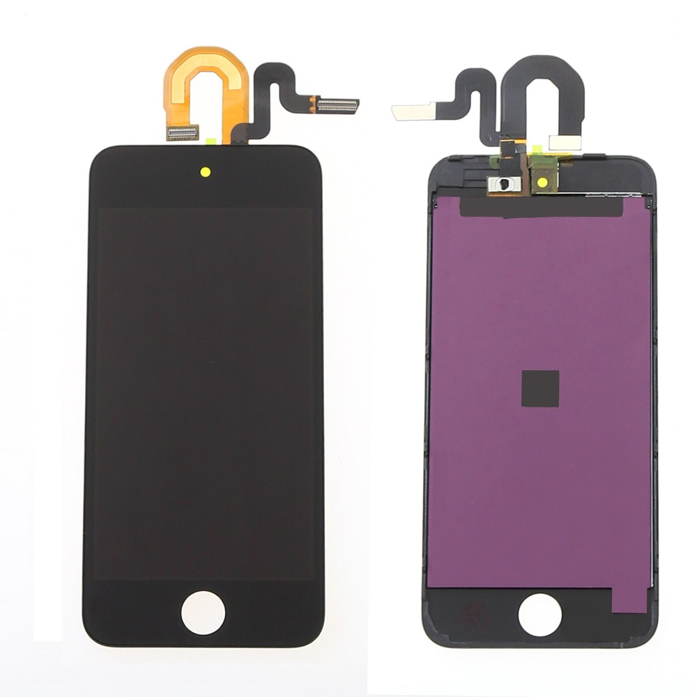 ФОТО For Apple ipod Touch 5 5th LCD Display + Touch Screen with Digitizer Full Assembly, Free shipping + Track No.