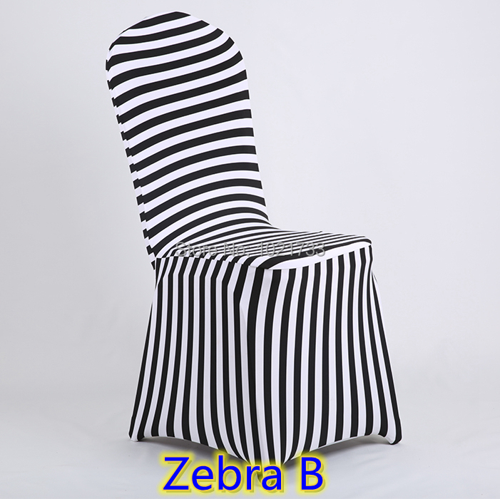 Chair Covers For Plastic Chairs Zebra Print Top Quality Lycra Spandex Stretch Banquet Cover