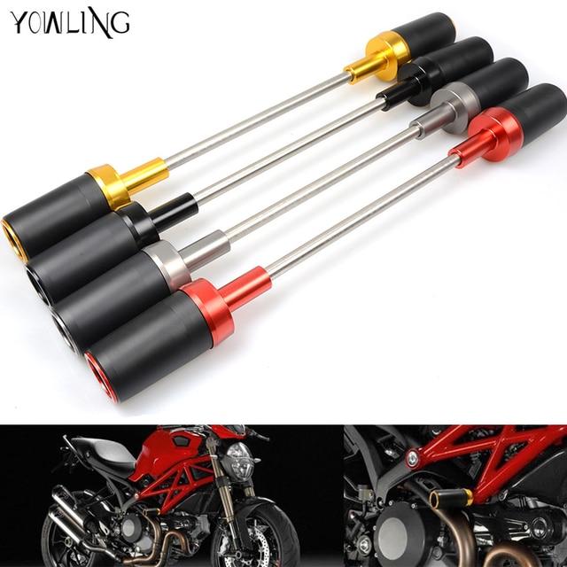 Quadro da motocicleta slider bater protector caindo proteção para ducati monster 696 796 795 monster696 monster795 monster796 1100
