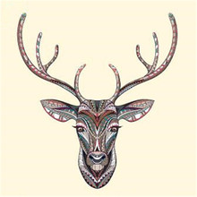 Buy 3d Deer Head T Shirt And Get Free Shipping On Aliexpresscom