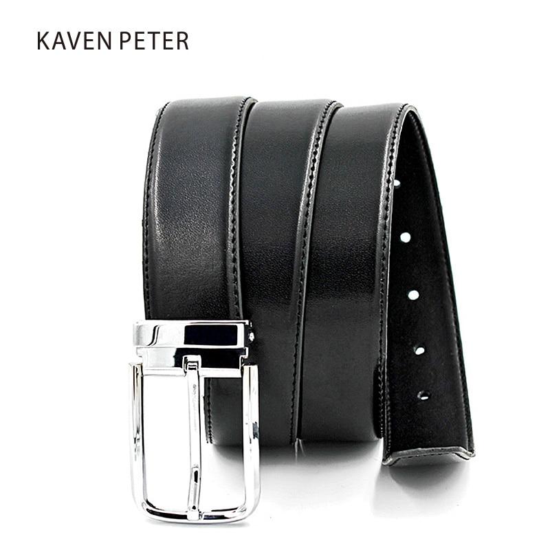 Famosas marcas para hombre cinturones de lujo Pin hebilla de cuero - Accesorios para la ropa - foto 5
