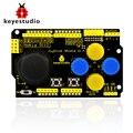 משלוח חינם! Keyestudio ג 'ויסטיק חומת PS2 עבור Arduino nRF24L01 Nk 5110 LCD I2C