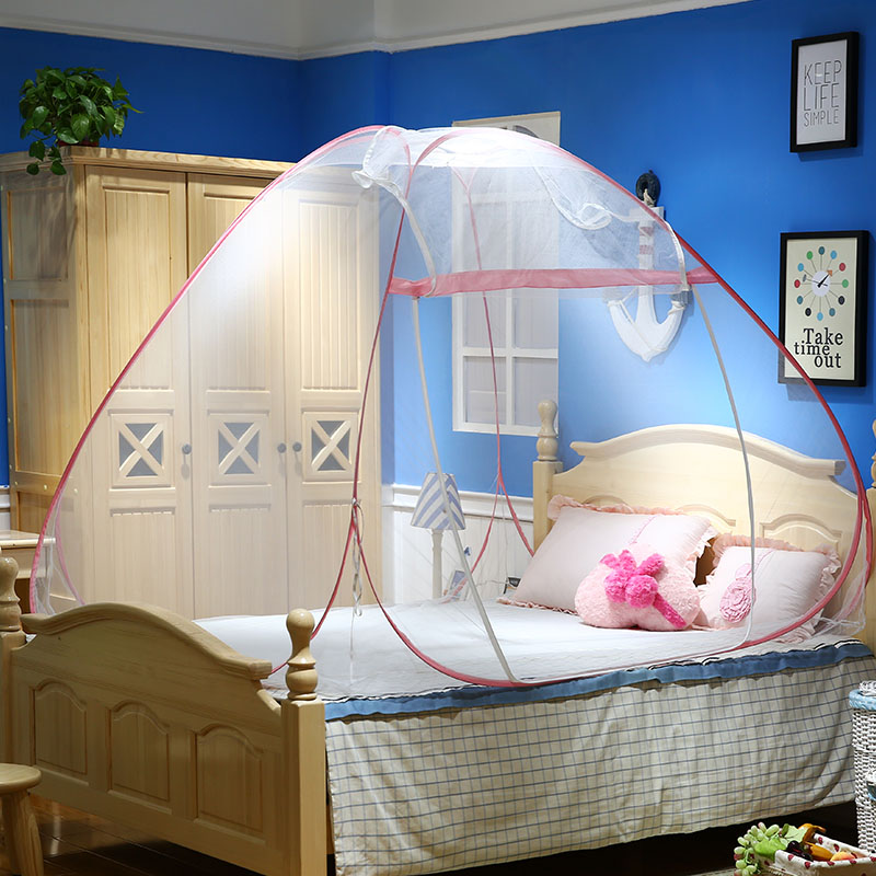 Portable mosquito net for camping bed canopies adults and - Bed canopies for adults ...