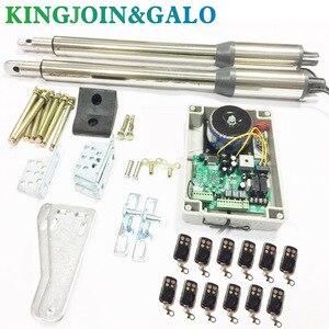 Image 5 - 送料無料AC220V電動リニアアクチュエータ 300kgsエンジンモーターシステム自動スイングゲートオープナー