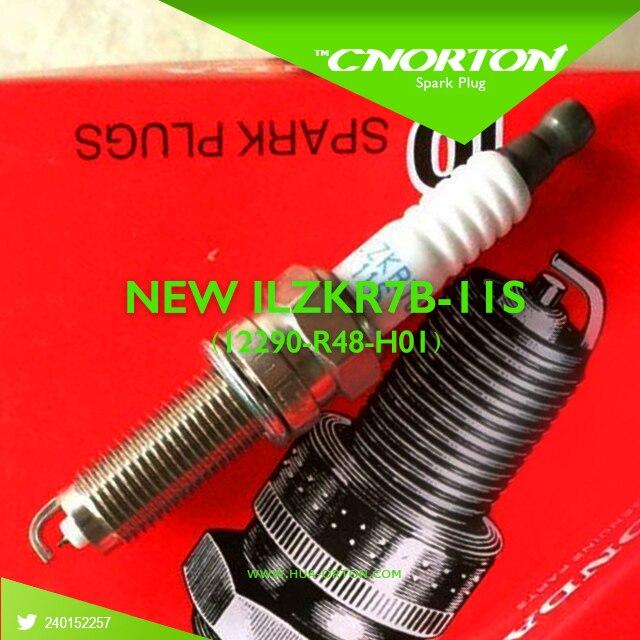 10X ILZKR7B11S 12290 R48 H01 High Performance New NGK Iridium Car Spark Plug ILZKR7B 11S 12290R48H01
