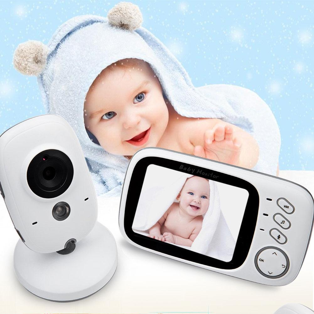 Popular 3.2 Inch Wireless Video Color LCD Night Vision Baby Monitor Security Camera Popular 3.2 Inch Wireless Video Color LCD Night Vision Baby Monitor Security Camera