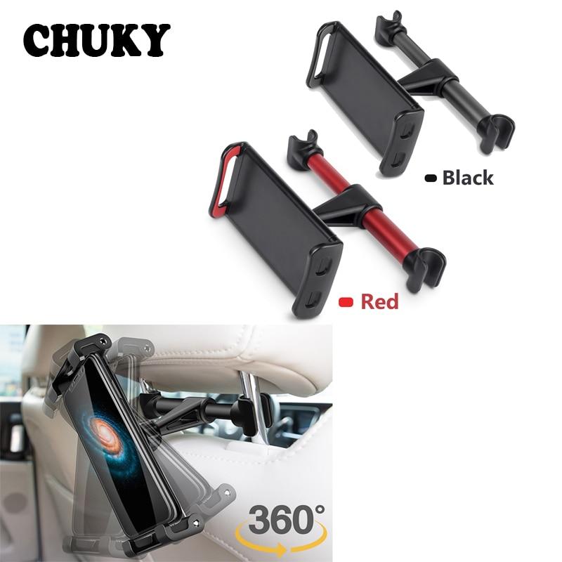 Car Seat Rear Headrest Mounting Phone Bracket Tablet for Hyundai I30 Nissan Juke Tiida Subaru Forester Suzuki Vitara Swift Grand|Universal Car Bracket| |  - title=