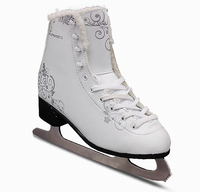 Adult Professional Thermal Warm Thicken Ice Skates Shoes With Ice Blade PVC Waterproof
