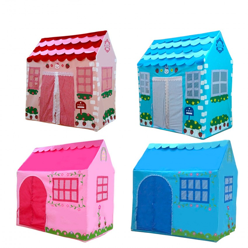 Huge Kids Baby Game Play House Outdoor Indoor Toy Play Tents Foldable Colorful Kids Ball Pool Tents Without Balls Cheap