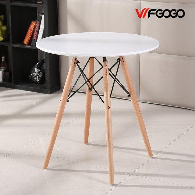 WFGOGO Redonda Mesa de Café Creativa Ocio Negociación Y Silla Mesas ...