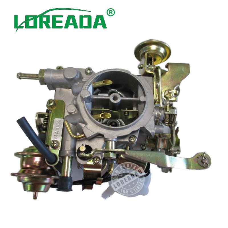 LOREADA CARB CARBURETOR ASSEMBLY for TOYOTA 2E Engine HA13 HA132 21100-11492 2110011492 Tercel Corolla Starlet new carburetor for toyota 3k corolla starlet trueno 21100 24035 21100 24034