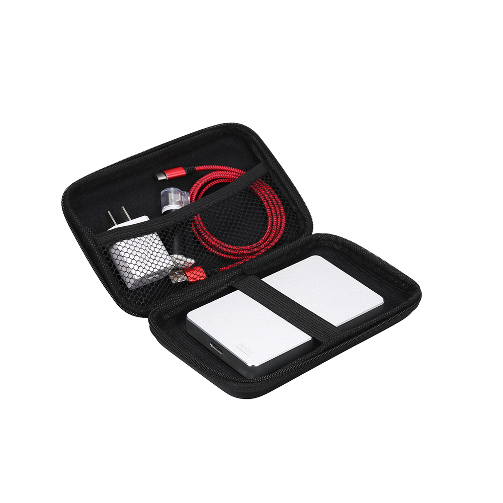 EVA Shockproof 3.5 Inch Hard Drive Carrying Case Pouch Bag 3.5
