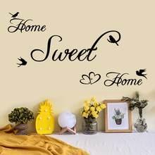 Muursticker Home Sweet Home.Home Sweet Home Stickers Promotie Winkel Voor Promoties Home