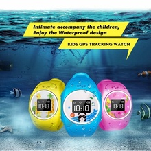 Smart Kinder Kid Armbanduhr GPS Tracker Smart Watchs Anti-verlorene Q520S Smartwatch Tragbare Geräte für iOS Android Q50