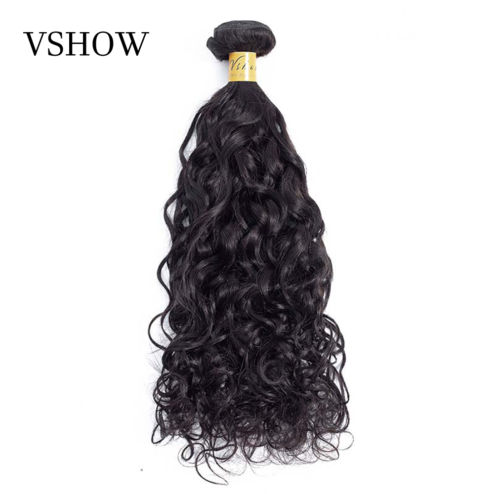 Brazilian Natural Wave Hair Bundles Remy Hair Extension VSHOW Hair Products Can Buy 3 Or 4