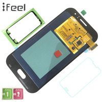 IFEEL AMOLED LCD For Samsung Galaxy J1 Ace J110 SM J110F J110H J110FM LCD Display Touch Screen Digitizer Assembly 4.30 inches