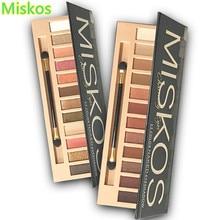 12 Color Eyeshadow Palette Makeup Waterproof Glitter Shimmer font b Make b font font b Up