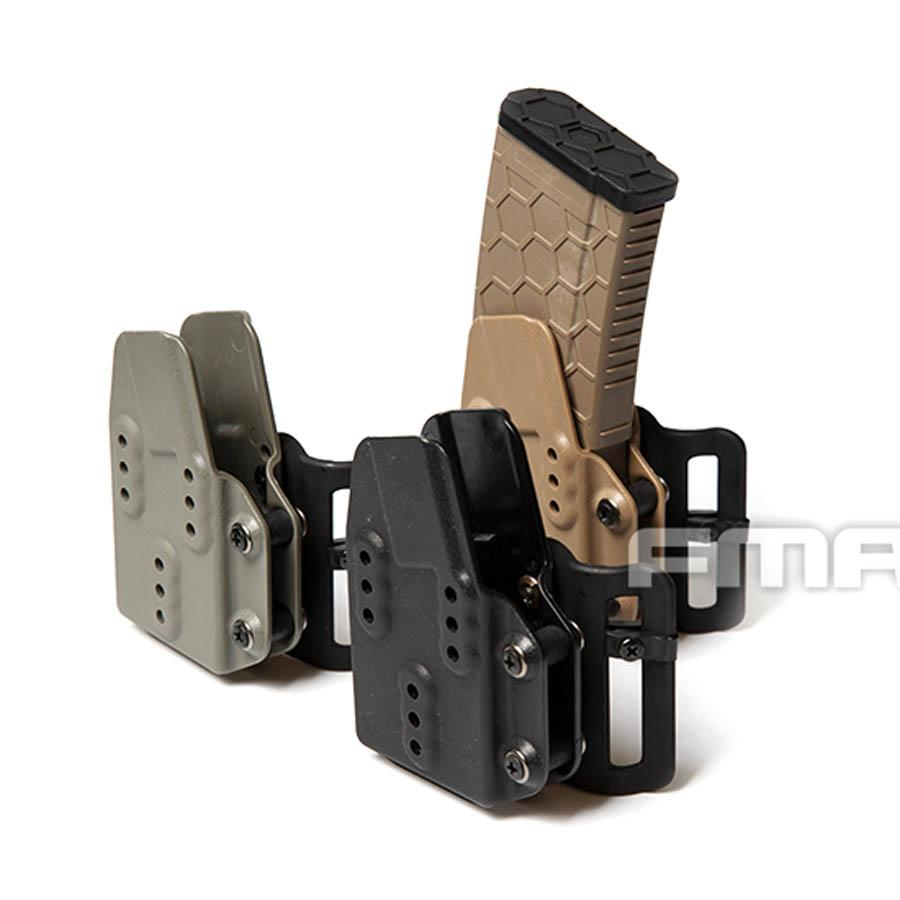 TB1217-FG FG FMA Quick Pull Mag Single Pouch 5.56 For Molle