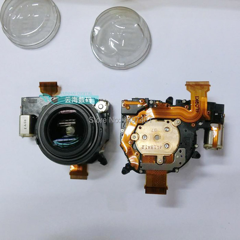 New Optical Zoom lens with CCD repair parts For Panasonic DMC-LX7 Digital camera  new optical zoom lens ccd repair part for canon powershot sx530 hs pc2157 digital camera