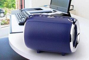 Image 5 - 新しい S518 音楽ミニサブウーファープラグインカードワイヤレス bluetooth スピーカーラジオ機能音楽プレーヤーブームボックスサウンドシステム wi