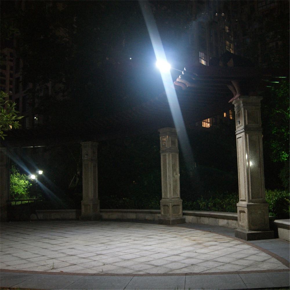 lâmpada solar sensor movimento led lâmpada parede ao ar livre