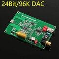 Amplifeir Стерео SA9027 + ES9023 ЦАП Наушники/USB для SPDIF Коаксиальный I2S/Звуковая Карта Поддерживает 24-битный 96 К выборки