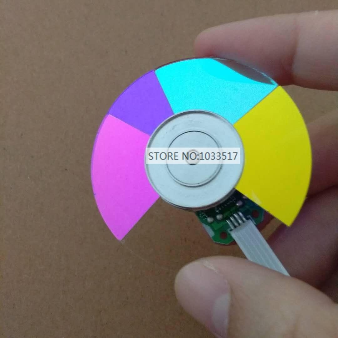 Original DLP Projector Colour Color Wheel Model For Vivitek D530 color wheel