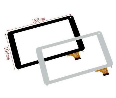 Witblue New For 7 Roverpad Go C7 WiFi Tablet Touch Screen panel Digitizer Glass Sensor Replacement new 7 inch digitizer touch screen panel glass for roverpad sky s7 wifi tablet pc