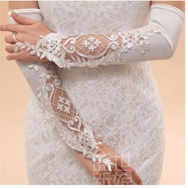 wedding gloves 7