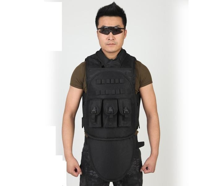 Armadura Colete à prova de bala-proteção campo CS equipamentos de combate