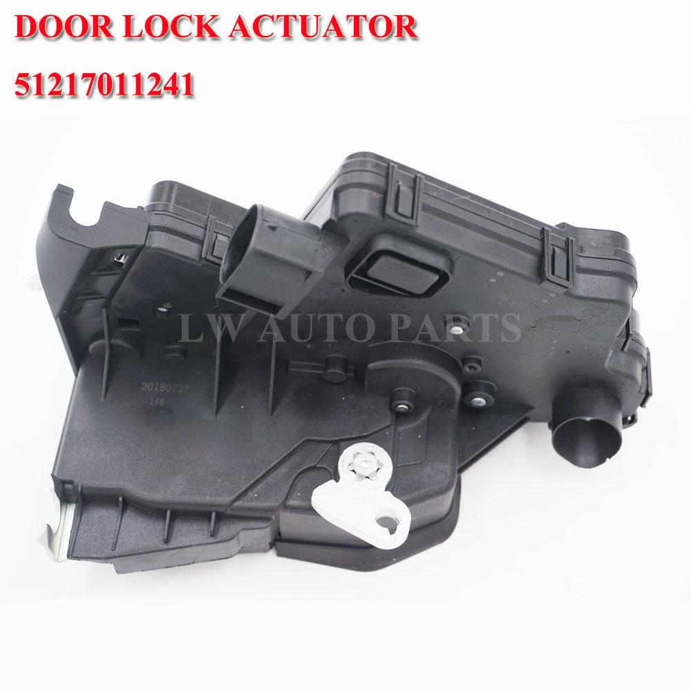 Front Left Door Lock Actuator LATCH Mechanism For BMW E46 323i 328i 325i 325xi 330i 330xi