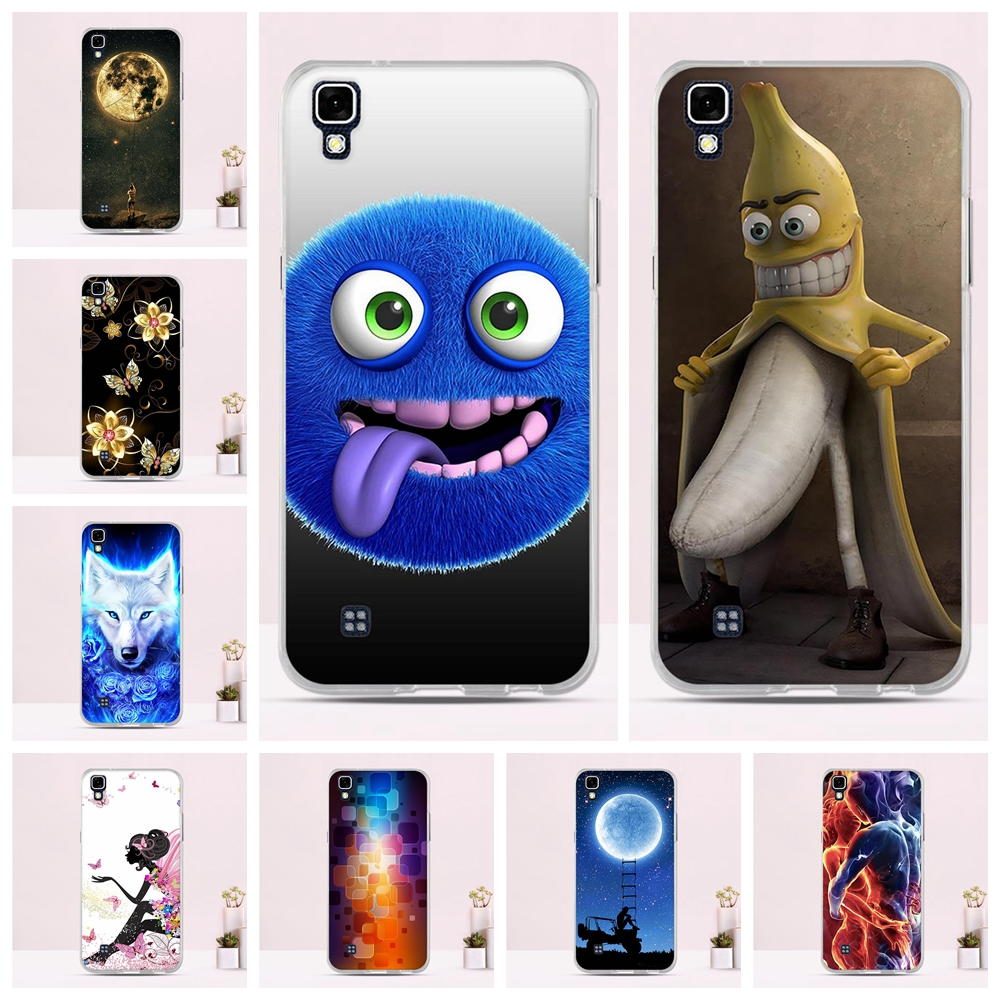 """For LG X Power Case Cover Silicone TPU Case for LG X Power K220ds K220 LS755 Covers Phone bumper for LG X Power 5.3"""" Case Coque"""