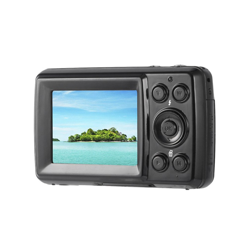 16MP 4X Zoom High Definition Digital Video Camera Camcorder 2.4 Inches TFT LCD Screen Auto Power-off 1