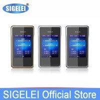 Sigelei T200 e электронная сигарета новые 2,4 сенсорный экран Дизайн и APP соединение Bluetooth 200 Вт сверхдержавы