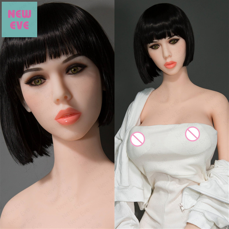 Full Size Silicone Real Sex Doll With Artificial Plump Breast Milf Stripper Asian Sex Toy For