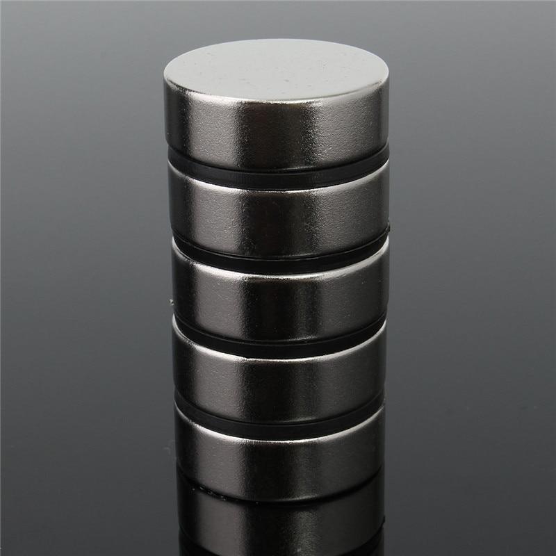 5pcs 30mm x 10mm N52 Round Magners Neodymium Rare Earth Magnets Circular Disc Fridge Craft Permenent Magnet 30 x 10mm wholesale 1pcs 30mm x 30mm craft model strong rare earth ndfeb magnet 30 30 mm neodymium n52 fridge magnets round sheet