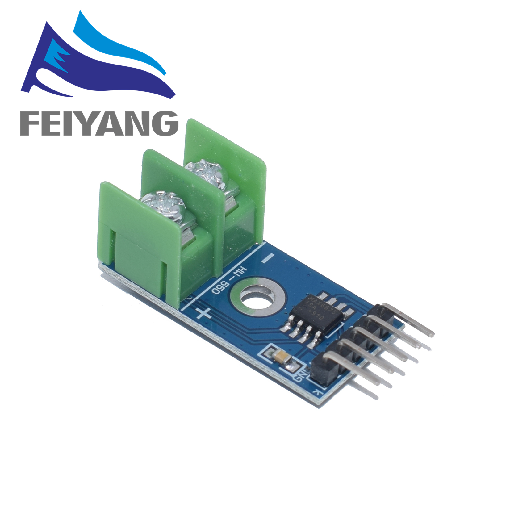 Image 2 - 10pcs MAX6675 Module + K Type Thermocouple Thermocouple Senso Temperature Degrees Module-in Integrated Circuits from Electronic Components & Supplies