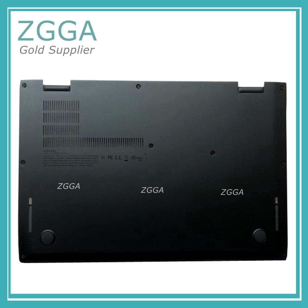 New Genuine for Lenovo ThinkPad X1 Carbon Gen 4 4th 20FB 20FC Bottom Cover Lower Case Base SCB0K40140 00JT836 460.04P07.0003 все цены