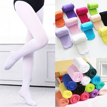 74a00aea8e37e Girl Spring Summer Candy Colors Leggings Trousers Pantyhose Clothing Children  Stockings Girl Sock Trousers(China