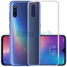 For Xiaomi Mi 9 8 A1 A2 6X 5X Ultra Thin Transparent Clear Crystal Soft TPU Case For Xiaomi Redmi Note 7 6 pro 5A 5plus 4X Cover цена в Москве и Питере