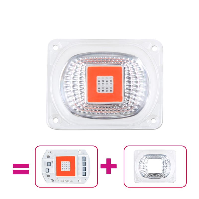 Led Lighting Lights & Lighting New Fashion Full Spectrum Warm White 3000k 3500k Cree Cxb3590 Diy Led Grow Lamp Kit 480w Cob Dimmable Indoor Led Grow Lights Quality First