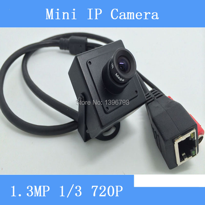 ФОТО New 720p HD Mini IP Camera Megapixel 1280x720 H.264 ONVIF, Mini network camera