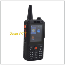 Dual SIM 3G WCDMA Zello PTT Walkie Talkie F22 Mobile Phone 3500mAh 2.4Inch Touch Screen 512MB RAM 4GB ROM Android 4.4