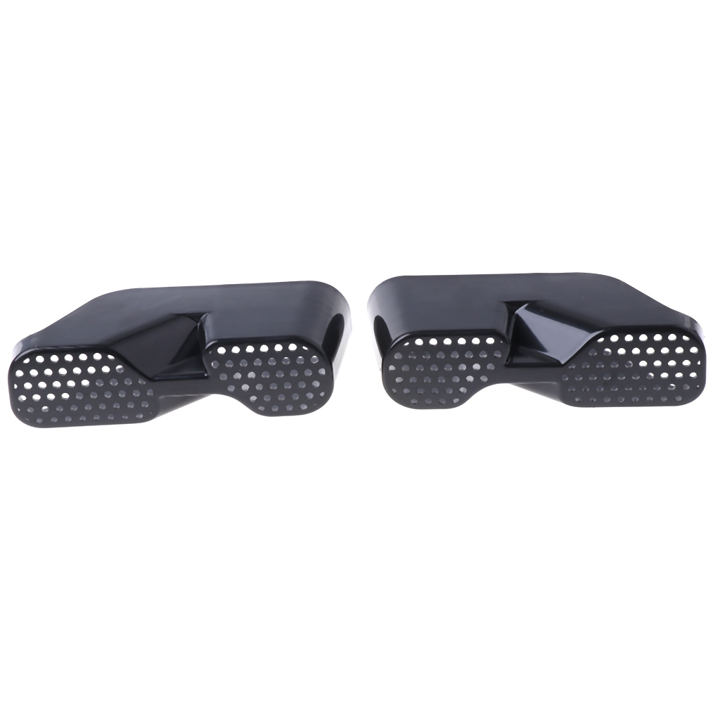 2 Pcs Car Rear Seat Air Condition Vent Outlet Duct Cover For <font><b>Mazda</b></font> <font><b>CX5</b></font> 2013-2018 image