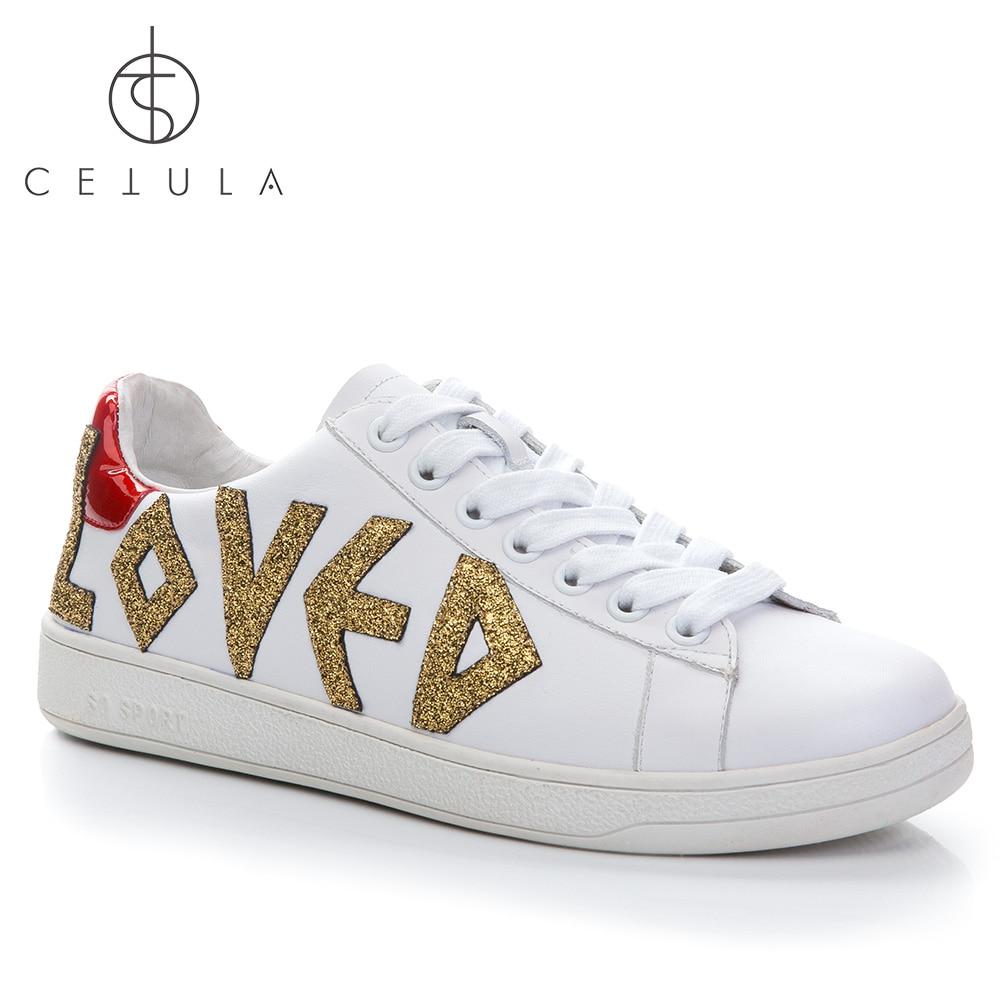 Cetula 2018 Kézműves Old School Lace-up Alkalmi Női Női bőrruha - Női cipő