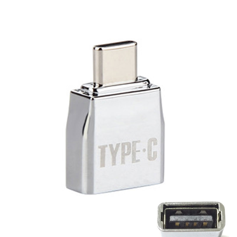 USB-C Connector Male USB 3.1 Type-C To Female USB 2.0 High Speed Data Transmission For Macbook Pro USB Type-c Interface