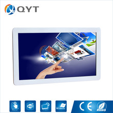 Industrial pc 2rs232/4USB/WIFI All in one pc with max 8g ddr3 32g ssd fanless panel pc with intel N3150 resolution 1366×768