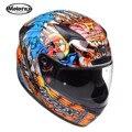 MOTORAX TR30 Casco de motocicleta de carreras indias Capacete Casco Moto Helm cascos Kask Crash para Honda Motorsiklet