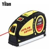 630 680nm Laser Levels Measuring Equipment 18F 5 5Meter Laser Level Pro3 Aligner Horizon Vertical Line